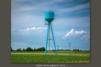 Water Tower, Agency, Iowa