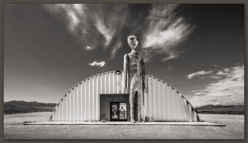 Alien Research Center, Crystal Springs, Nevada