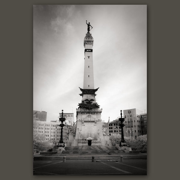 Soldiers and Sailors Monument, Indianapolis, Indiana