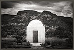 The Dome at Los Silvestres, Abiquiu, New Mexico