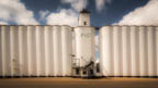 Grain Elevators, Chappell, Nebraska