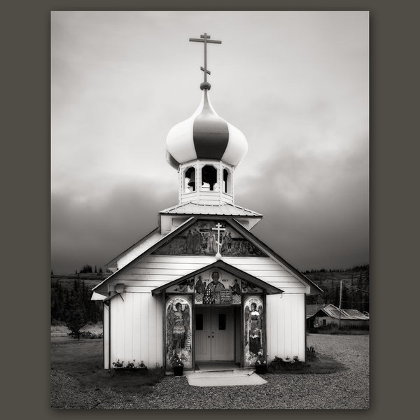 Russian Orthodox Church, Nikolaevsk, Alaska
