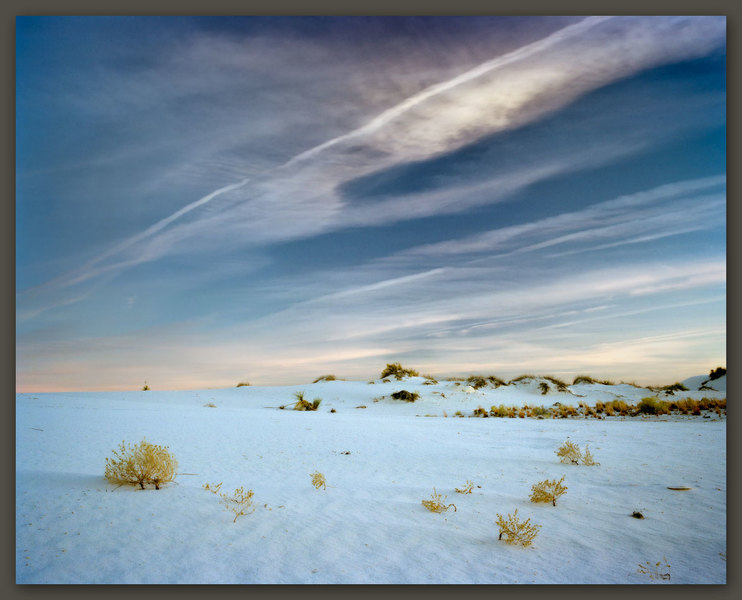 White Sands #2, New Mexico