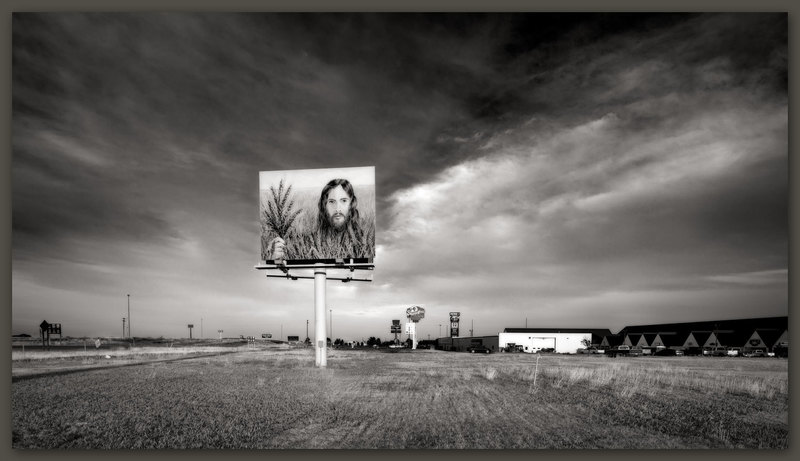 Wheat Jesus, Colby, Kansas