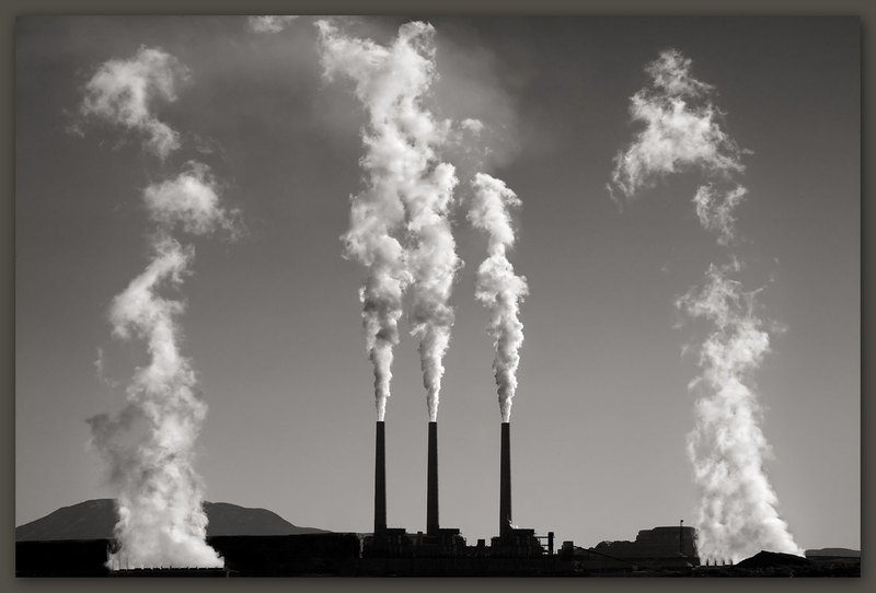 Navajo Generating Station, Page, Arizona