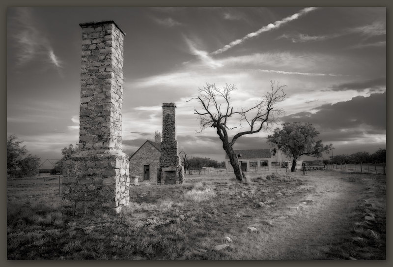 Fort Phantom Hill, Texas
