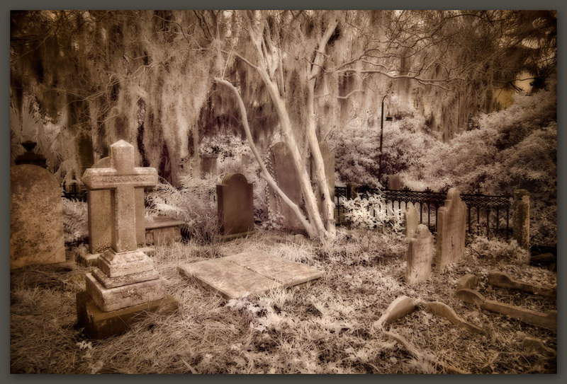 Unitarian Cemetery #5, Charleston, South Carolina