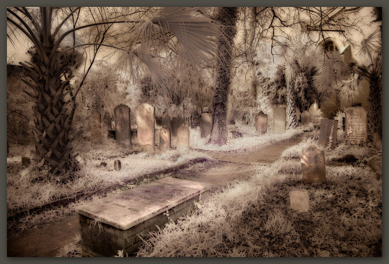 Unitarian Cemetery #7, Charleston, South Carolina