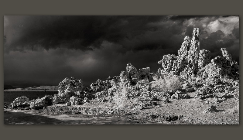 Tufas #1, Mono Lake, California