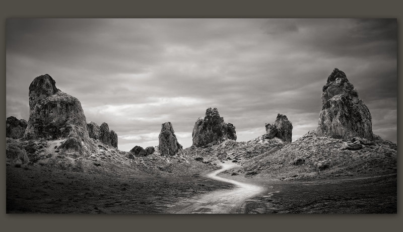 The Trona Pinnacles, Trona, California
