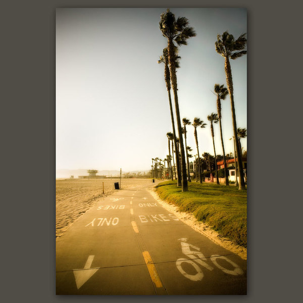 Bikes Only, Venice Beach, California