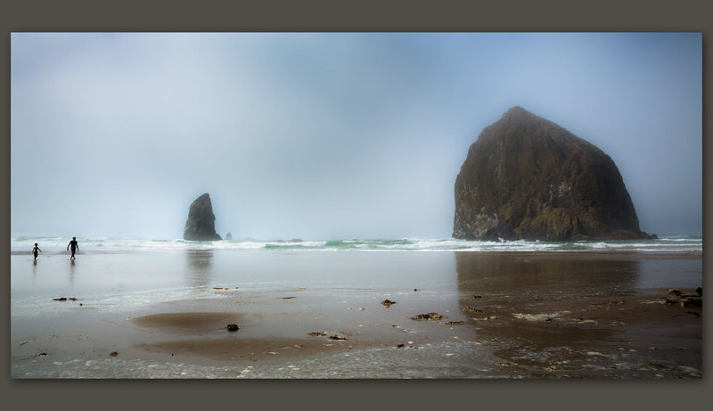Haystack Rock #2, Cannon Beach, Oregon