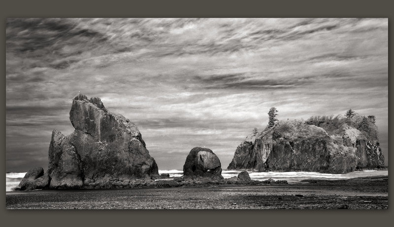 Sea Stacks #1, Washington Coast